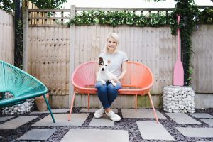 Jessica and Frank from Luxury Wooden Dog Bed Parkman George
